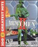 Caratula nº 55122 de Army Men II [Jewel Case] (200 x 198)