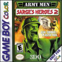 Caratula de Army Men Sarge's Heroes 2 para Game Boy Color