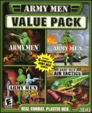 Carátula de Army Men Value Pack