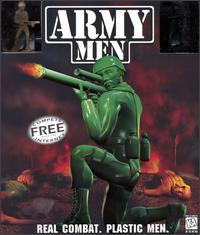 Caratula de Army Men para PC