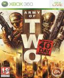 Carátula de Army of Two: The 40th Day