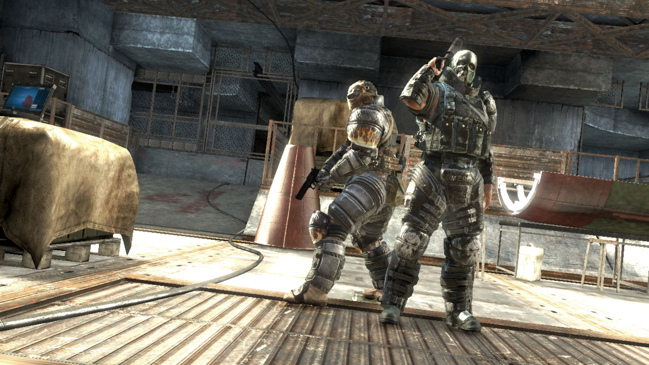 Pantallazo de Army of Two para PlayStation 3