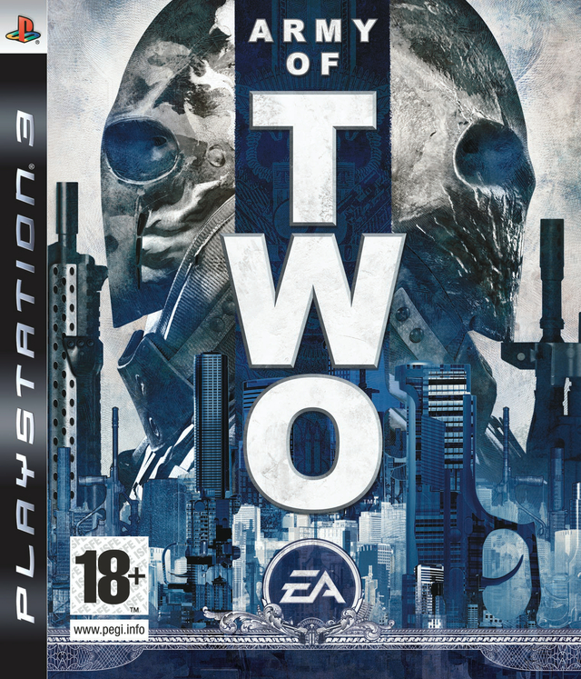 Caratula de Army of Two para PlayStation 3