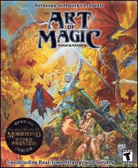 Caratula de Art of Magic: Magic & Mayhem, The para PC