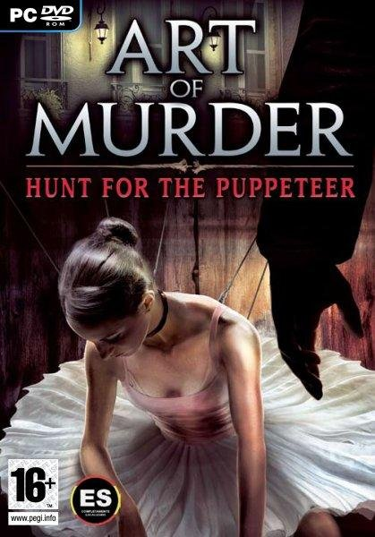 Caratula de Art of Murder: Hunt for the Puppeteer para PC