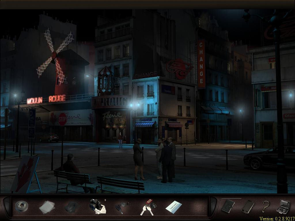 Pantallazo de Art of Murder: Hunt for the Puppeteer para PC