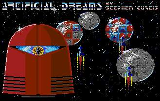 Pantallazo de Artificial Dreams para Atari ST