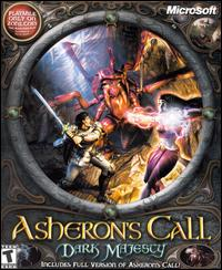 Caratula de Asheron's Call: Dark Majesty para PC