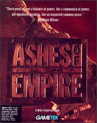 Caratula de Ashes of Empire para PC