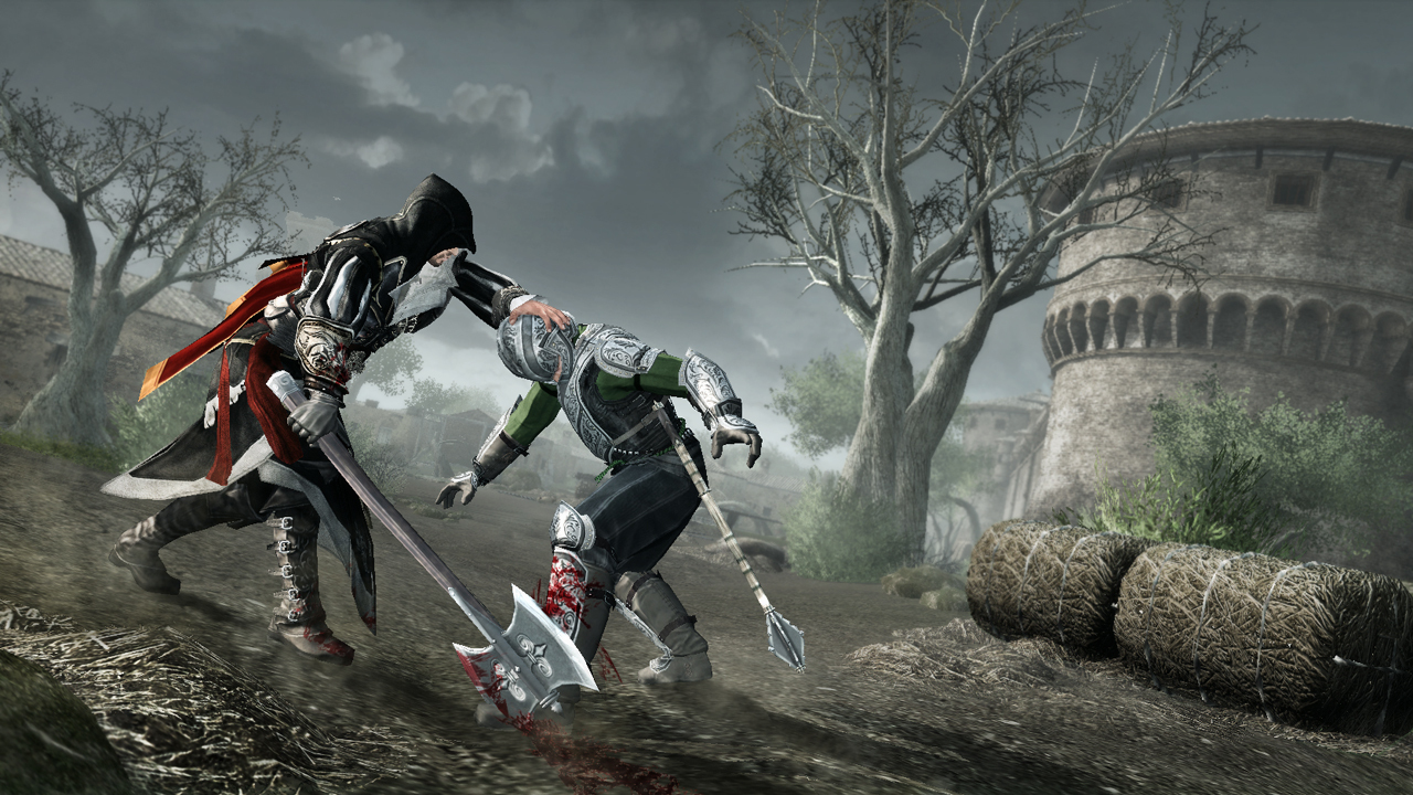 Pantallazo de Assassin's Creed 2 para Xbox 360