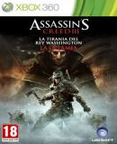 Carátula de Assassins Creed 3: La Tirania del Rey Washington - Episodio 1 La Infamia