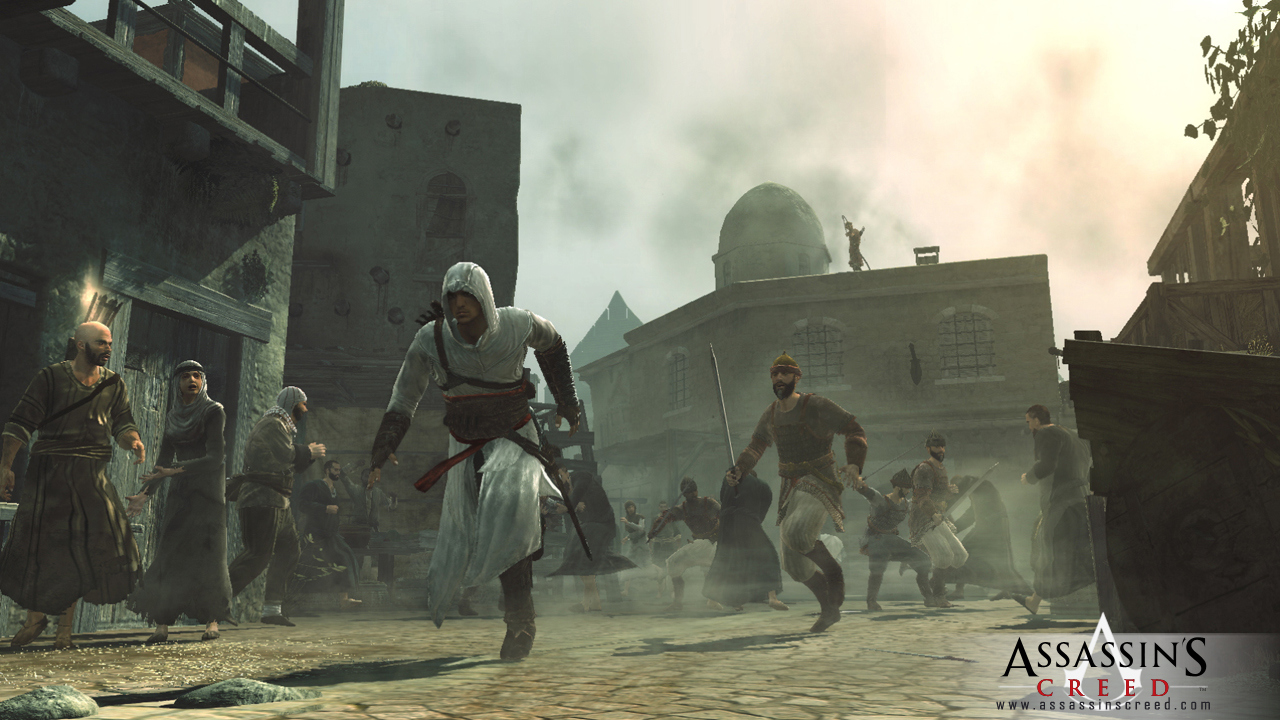 Pantallazo de Assassin's Creed Director's Cut Edition para PC