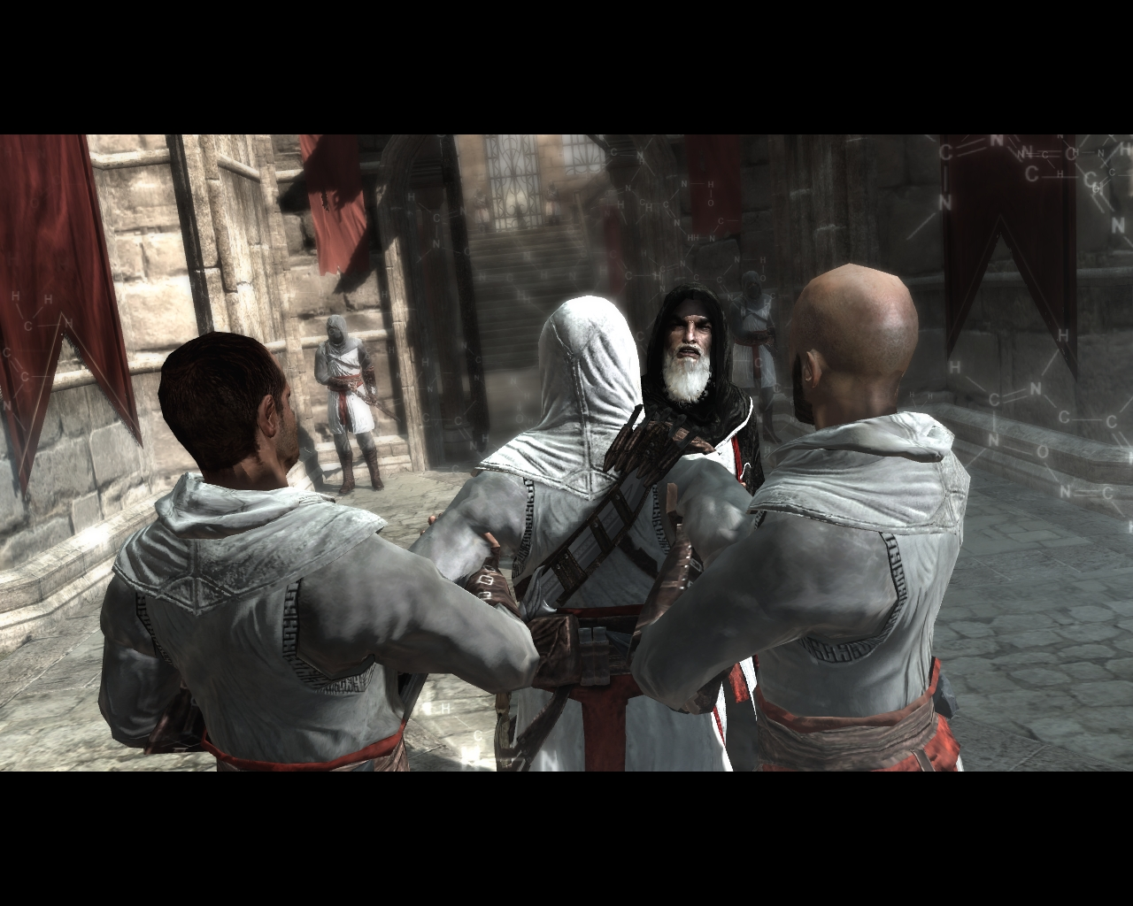 Pantallazo de Assassin's Creed para PC