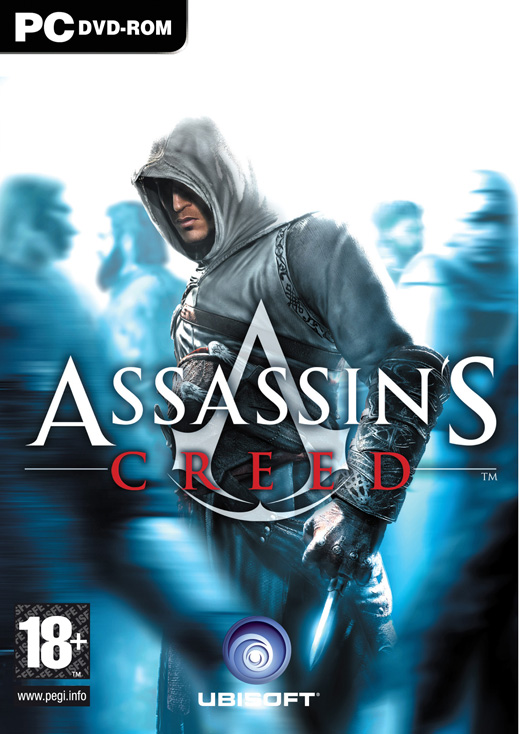 Caratula de Assassin's Creed para PC
