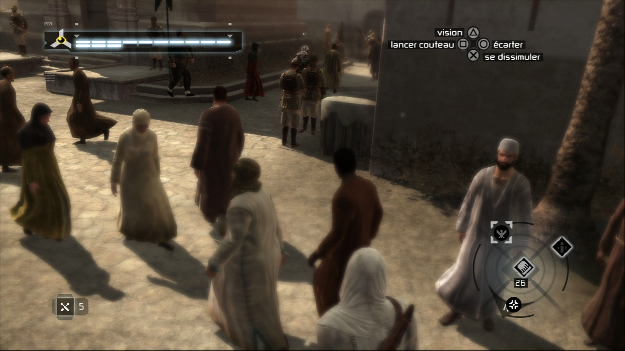 Pantallazo de Assassin's Creed para PlayStation 3