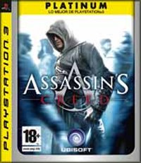 Caratula de Assassin's Creed para PlayStation 3