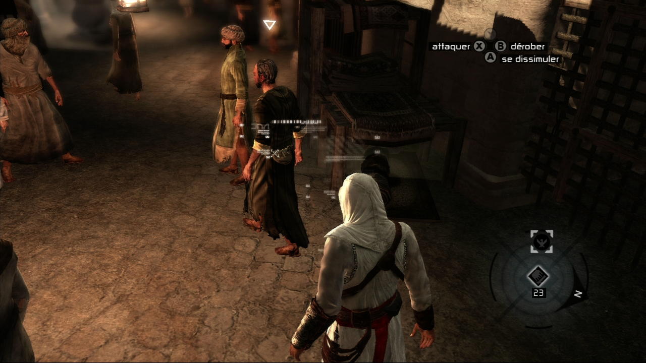 Pantallazo de Assassin's Creed para Xbox 360