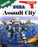 Caratula nº 149702 de Assault City (640 x 911)