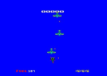 Pantallazo de Assault On Port Stanley para Amstrad CPC