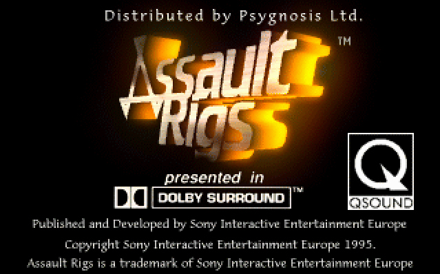 Pantallazo de Assault Rigs para PC