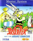 Caratula nº 149706 de Asterix and the Great Rescue (640 x 903)
