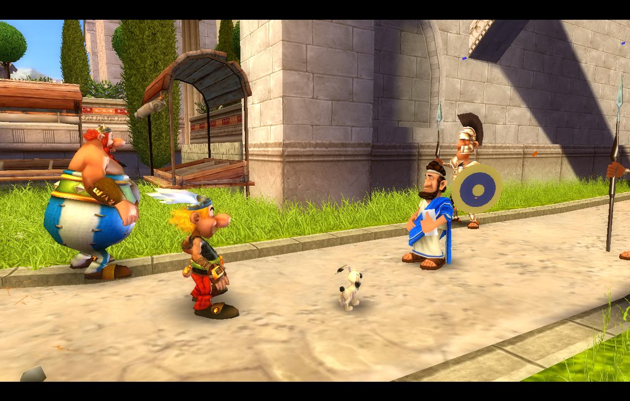 Pantallazo de Asterix at the Olympic Games para Xbox 360