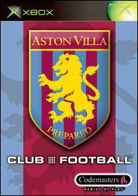 Caratula de Aston Villa Club Football para Xbox