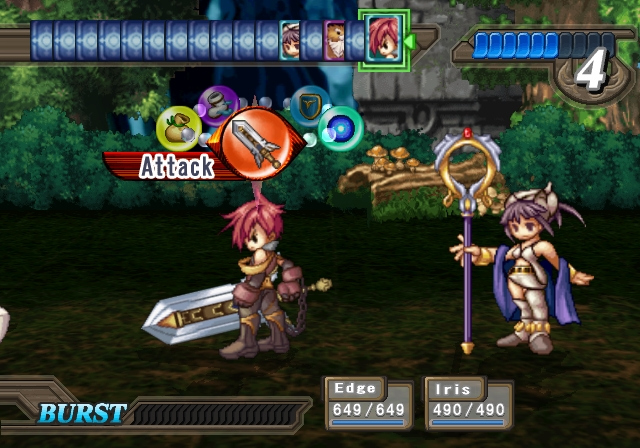 Pantallazo de Atelier Iris 3: Grand Phantasm para PlayStation 2