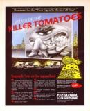Carátula de Attack of the Killer Tomatoes