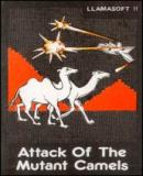 Carátula de Attack of the Mutant Camels