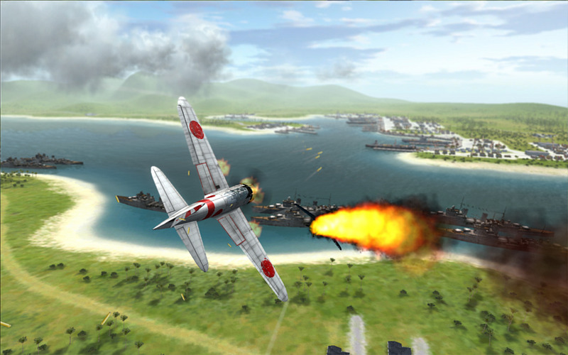 Pantallazo de Attack on Pearl Harbor para PC