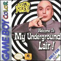 Caratula de Austin Powers #2: Welcome to My Underground Lair! para Game Boy Color