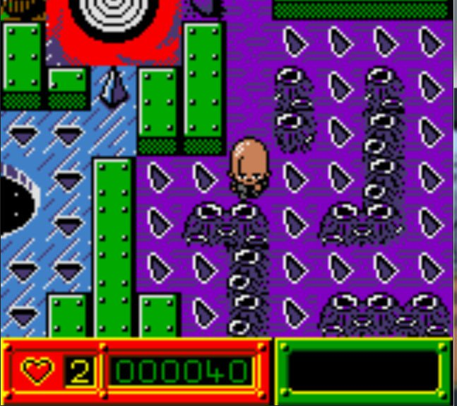 Pantallazo de Austin Powers #2: Welcome to My Underground Lair! para Game Boy Color