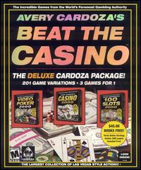 Caratula de Avery Cardoza's Beat the Casino para PC