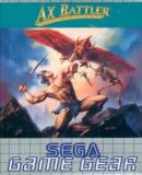 Carátula de Ax Battler: A Legend of Golden Axe (Japonés)