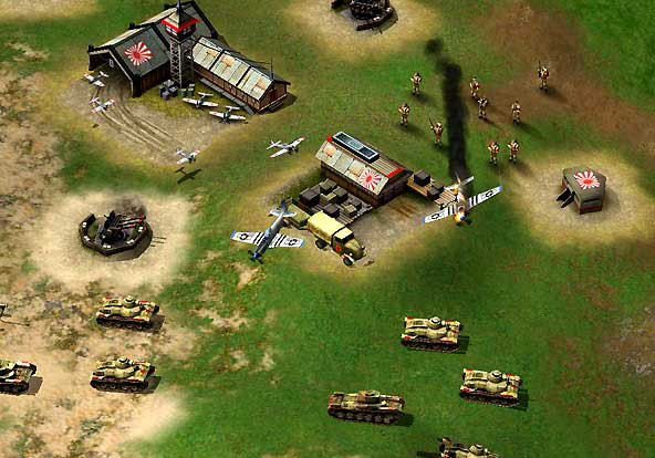 Pantallazo de Axis & Allies: Collector's Edition para PC