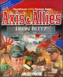 Carátula de Axis & Allies: Iron Blitz Edition