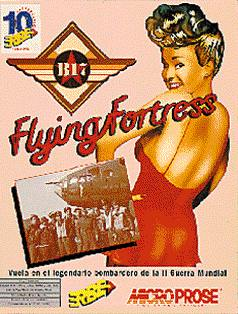 Caratula de B-17 Flying Fortress para PC