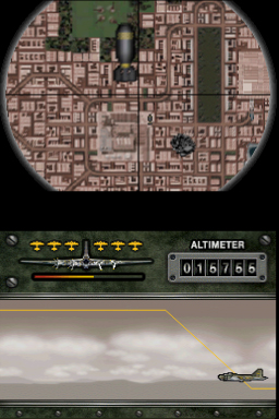 Pantallazo de B-17 Fortress In the Sky para Nintendo DS