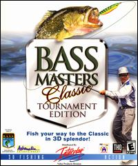 Caratula de BASS Masters Classic: Tournament Edition para PC