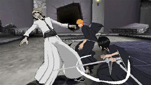 Pantallazo de BLEACH HEAT THE SOUL 5 (Japonés) para PSP