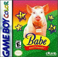 Caratula de Babe and Friends para Game Boy Color