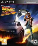 Carátula de Back To The Future: The Game