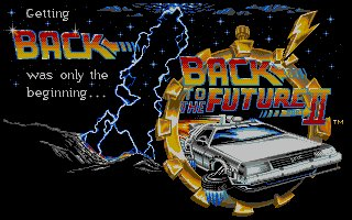 Pantallazo de Back To The Future Part II para Atari ST