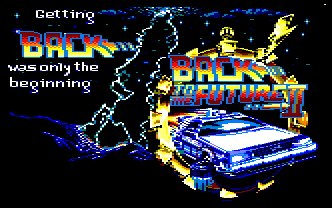 Pantallazo de Back To The Future Part II para Amstrad CPC