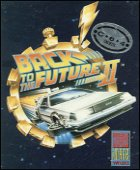 Caratula de Back to the Future Part II para PC