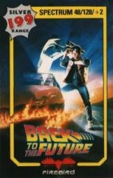 Caratula de Back to the Future para Spectrum
