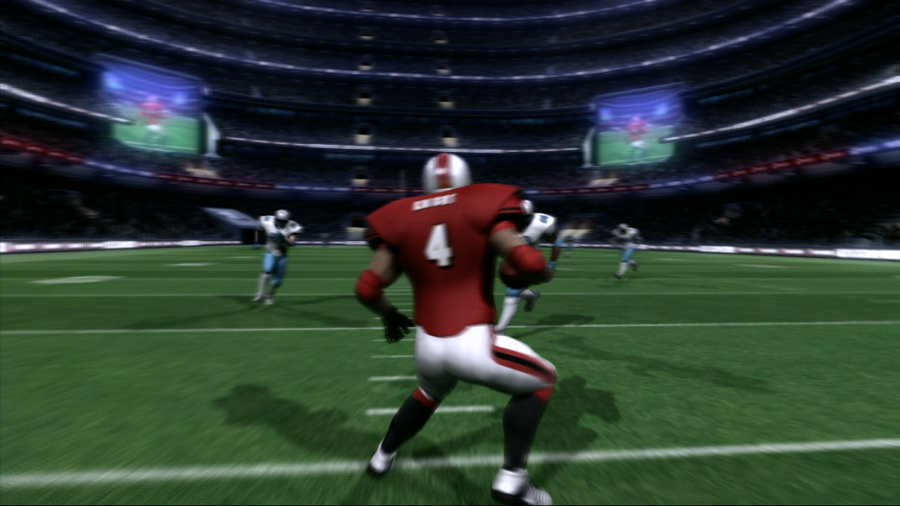Pantallazo de Backbreaker para PlayStation 3