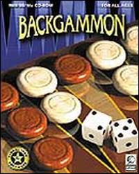 Caratula de Backgammon para PC