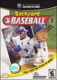 Caratula de Backyard Baseball para GameCube